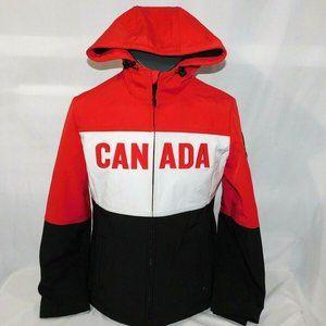 HBC 2014 Olympic Team Canada podium Jacket women L